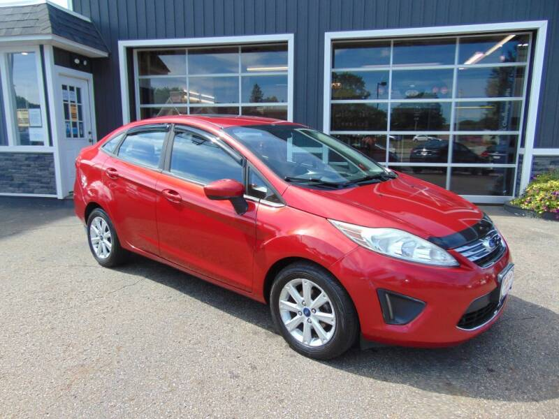 2012 Ford Fiesta for sale at Akron Auto Sales in Akron OH