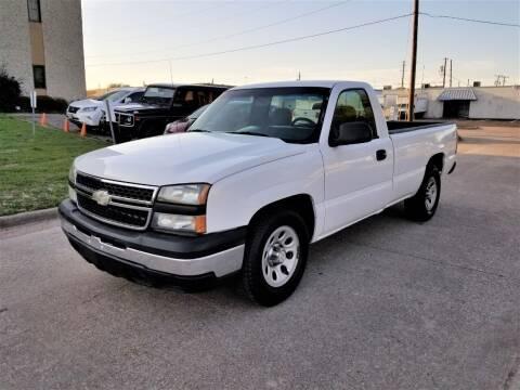 2006 Chevrolet Silverado 1500 for sale at Image Auto Sales in Dallas TX