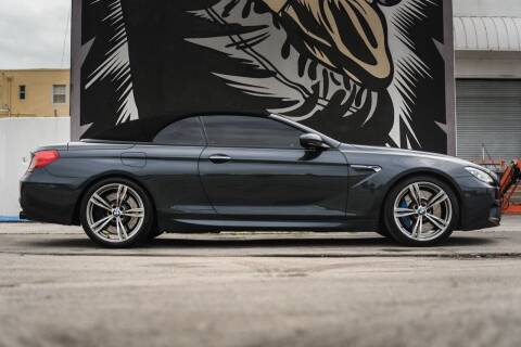 2014 BMW M6 for sale at EURO STABLE in Miami FL