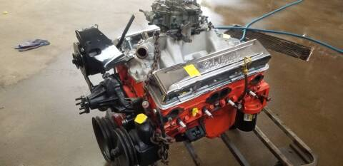 1955 Chevrolet 3100 w/engine n 4spd for sale at COLLECTABLE-CARS LLC in Nacogdoches TX