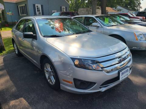2010 Ford Fusion for sale at Draxler's Service, Inc. in Hewitt WI