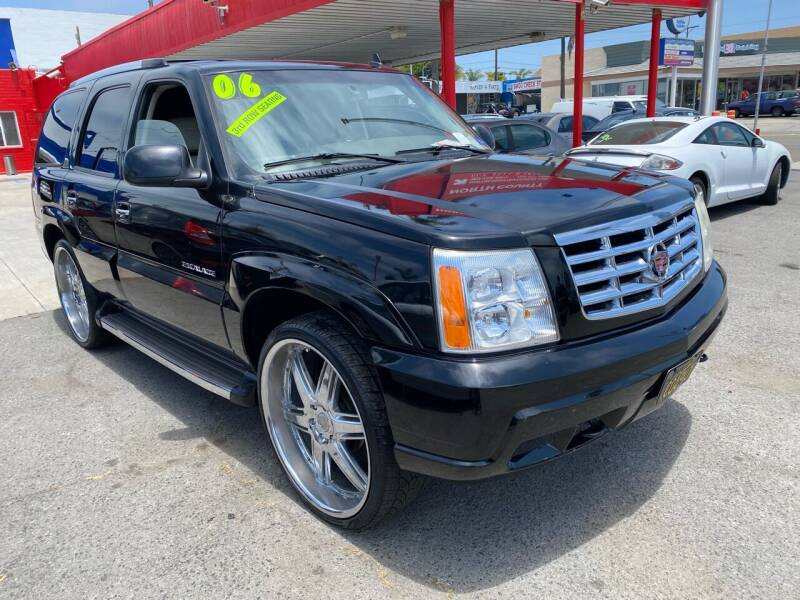 2006 Cadillac Escalade for sale at North County Auto in Oceanside CA