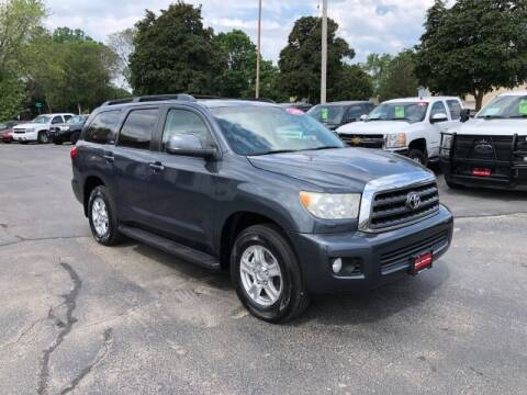 2008 Toyota Sequoia for sale at WILLIAMS AUTO SALES in Green Bay WI