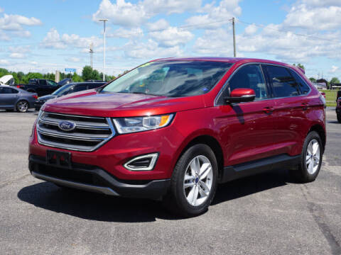 2015 Ford Edge for sale at FOWLERVILLE FORD in Fowlerville MI