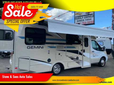 2017 Ford Transit Cutaway for sale at Steve & Sons Auto Sales in Happy Valley OR