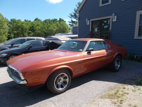 1971 Ford Mustang for sale at Manchester Motorsports in Goffstown NH