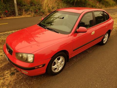 2002 Hyundai Elantra for sale at KC Cars Inc. in Portland OR