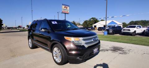 2013 Ford Explorer for sale at America Auto Inc in South Sioux City NE