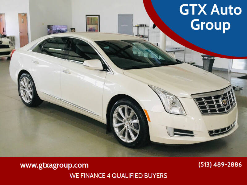 2013 Cadillac XTS for sale at GTX Auto Group in West Chester OH