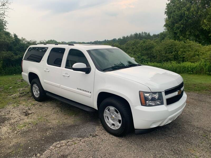 2007 Chevrolet Suburban for sale at Lux Car Sales in South Easton MA