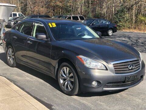 2013 Infiniti M37 for sale at Elite Auto Sales in North Dartmouth MA