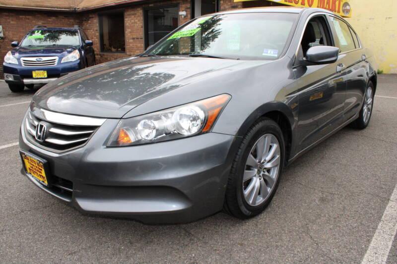 2012 Honda Accord for sale at Lodi Auto Mart in Lodi NJ