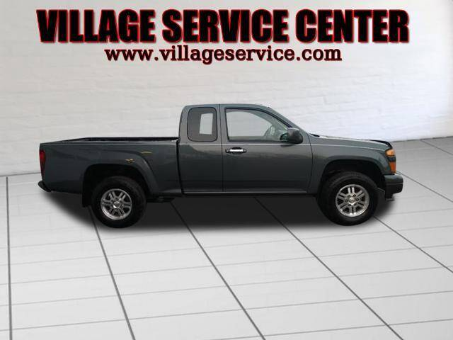 2012 Chevrolet Colorado for sale at VILLAGE SERVICE CENTER in Penns Creek PA