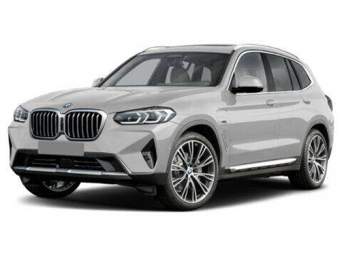 2022 BMW X3 for sale at Park Place Motor Cars in Rochester MN