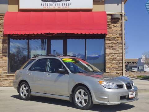 2007 Subaru Impreza for sale at 719 Automotive Group in Colorado Springs CO