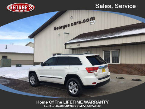 2011 Jeep Grand Cherokee for sale at GEORGE'S CARS.COM INC in Waseca MN