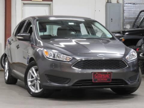 2016 Ford Focus for sale at CarPlex in Manassas VA