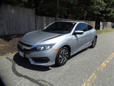 2018 Honda Civic for sale at Wayland Automotive in Wayland MA