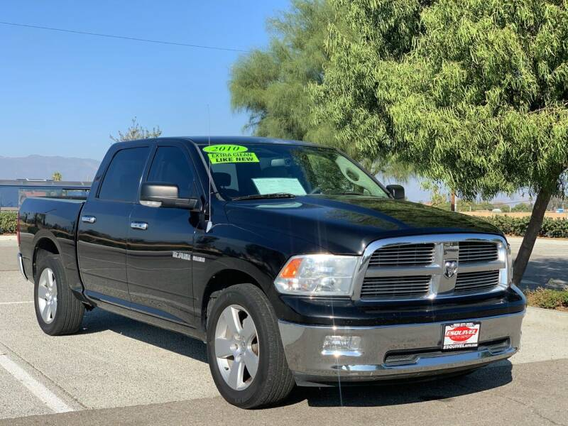 2010 Dodge Ram Pickup 1500 for sale at Esquivel Auto Depot in Rialto CA