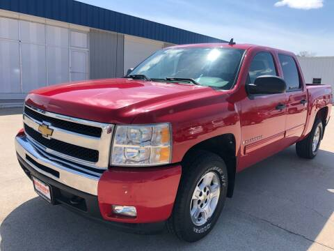 2009 Chevrolet Silverado 1500 for sale at Spady Used Cars in Holdrege NE