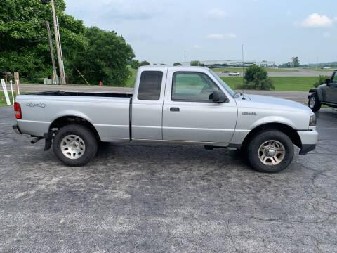 2011 Ford Ranger for sale at Westview Motors in Hillsboro OH