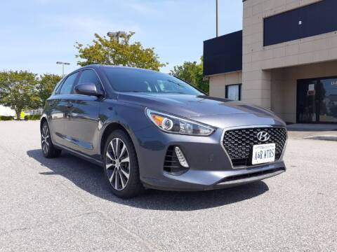 2018 Hyundai Elantra GT for sale at A&R MOTORS in Portsmouth VA
