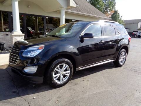 2016 Chevrolet Equinox for sale at DEALS UNLIMITED INC in Portage MI