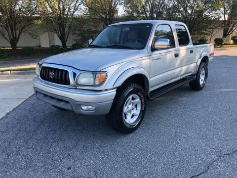 2003 Toyota Tacoma for sale at Triple A's Motors in Greensboro NC