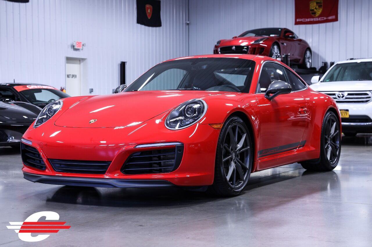 Cantech automotive: 2019 Porsche 911 3.0L H6 Twin Turbocharger Coupe