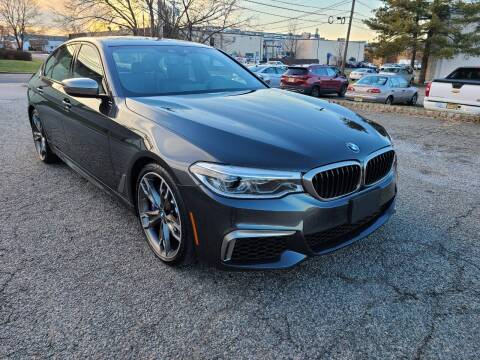 2020 BMW 5 Series for sale at International Motor Group LLC in Hasbrouck Heights NJ