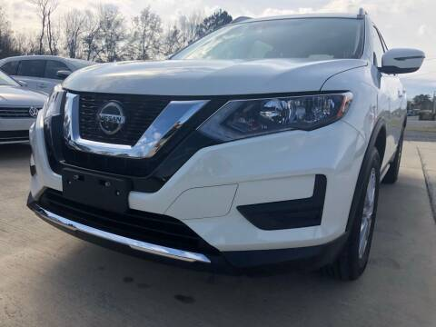 2020 Nissan Rogue for sale at A&C Auto Sales in Moody AL
