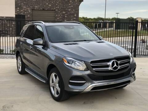 2018 Mercedes-Benz GLE for sale at AFFORDABLE AUTO BROKERS in Keller TX