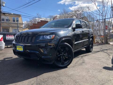 2015 Jeep Grand Cherokee for sale at Elis Motors in Irvington NJ