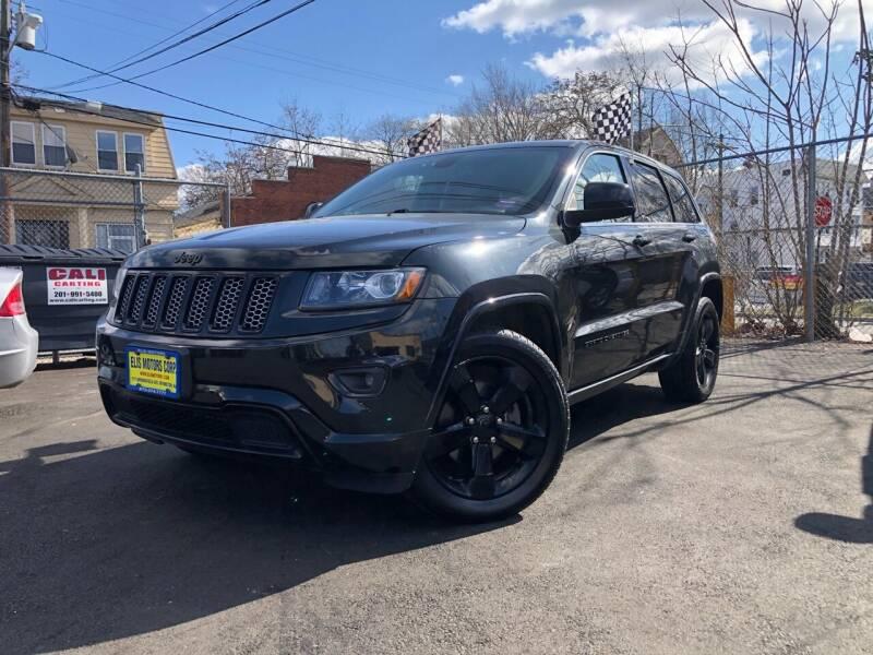 2015 Jeep Grand Cherokee for sale at Elis Motors in Irvington NJ