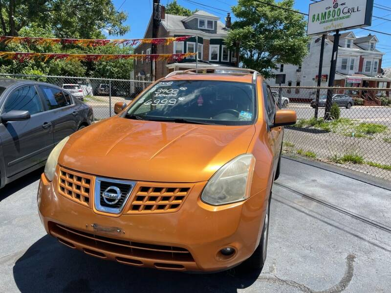 2008 Nissan Rogue for sale at Chambers Auto Sales LLC in Trenton NJ