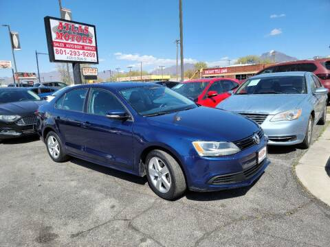 2011 Volkswagen Jetta for sale at ATLAS MOTORS INC in Salt Lake City UT