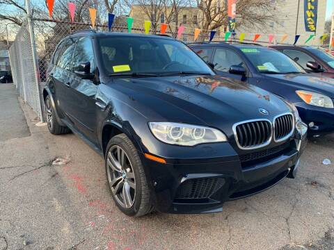2013 BMW X5 M for sale at Polonia Auto Sales and Service in Hyde Park MA
