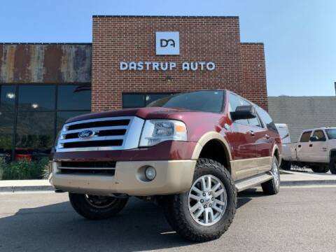 2012 Ford Expedition EL for sale at Dastrup Auto in Lindon UT