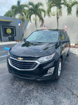 2021 Chevrolet Equinox for sale at YOUR BEST DRIVE in Oakland Park FL