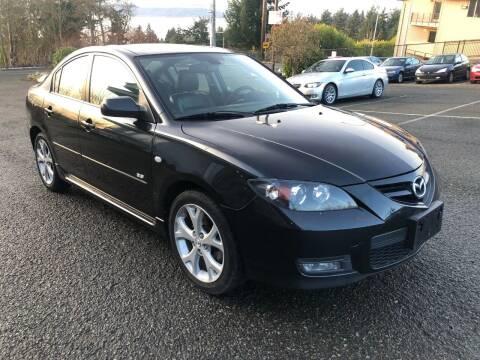 2009 Mazda MAZDA3 for sale at KARMA AUTO SALES in Federal Way WA