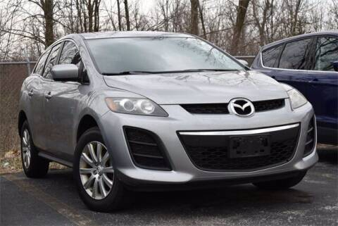 2010 Mazda CX-7 for sale at BOB ROHRMAN FORT WAYNE TOYOTA in Fort Wayne IN