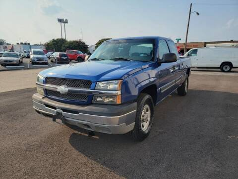 2003 Chevrolet Silverado 1500 for sale at Image Auto Sales in Dallas TX