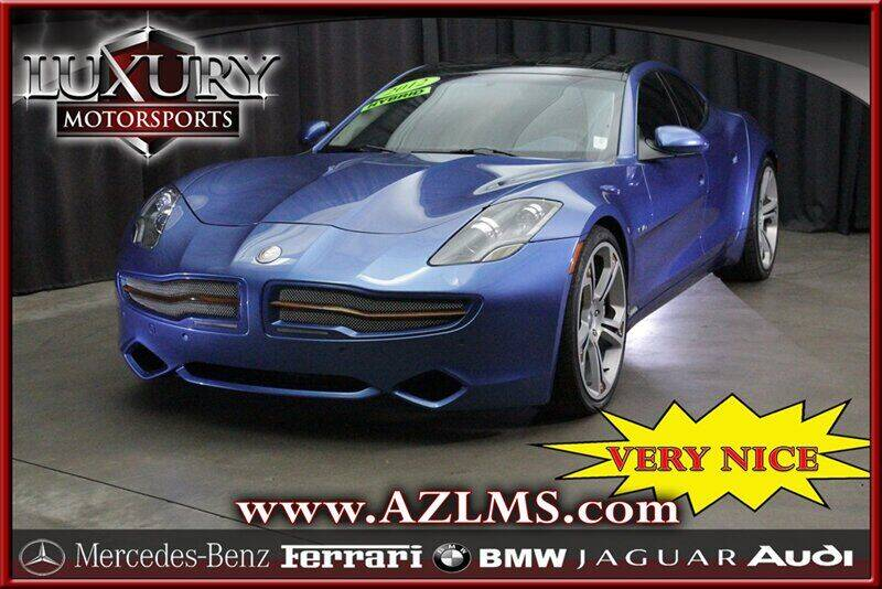 2012 Fisker Karma for sale at Luxury Motorsports in Phoenix AZ
