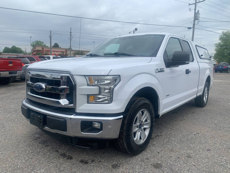 2015 Ford F-150 for sale at Safeway Auto Sales in Horn Lake MS