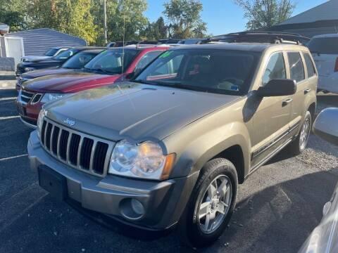 2006 Jeep Grand Cherokee for sale at Certified Motors in Bear DE