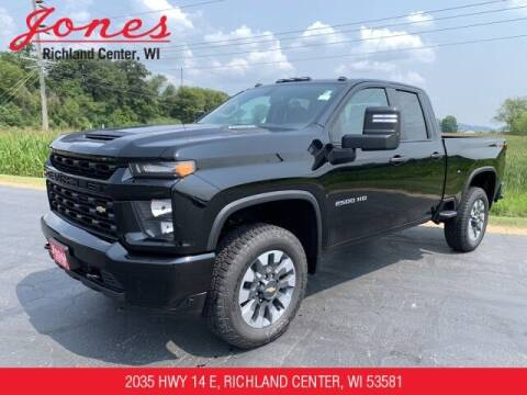 2022 n/a SILVERADO 2500 for sale at Jones Chevrolet Buick Cadillac in Richland Center WI