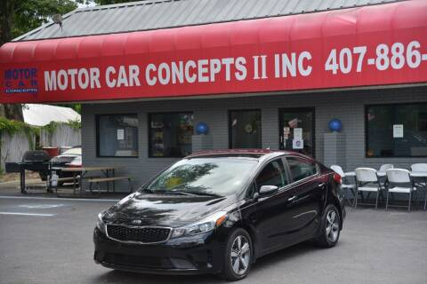 2018 Kia Forte for sale at Motor Car Concepts II - Colonial Location in Orlando FL