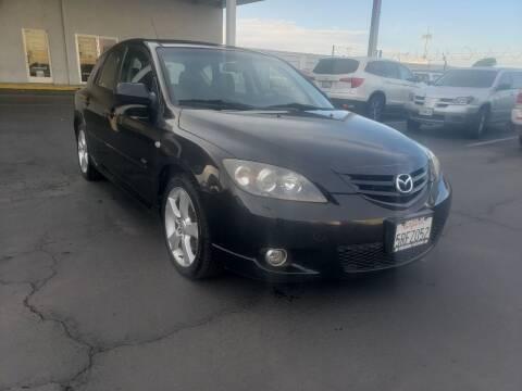2005 Mazda MAZDA3 for sale at Express Auto Sales in Sacramento CA