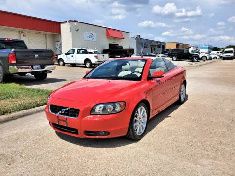 2007 Volvo C70 for sale at Image Auto Sales in Dallas TX