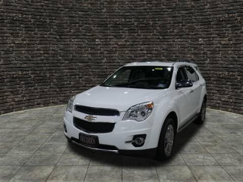 2015 Chevrolet Equinox for sale at Montclair Motor Car in Montclair NJ